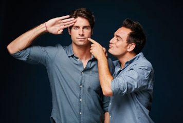 KEVIN & TOM <br> « une belle histoire d'humour »