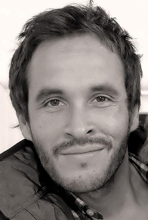 Laurent LEONCINI Portrait